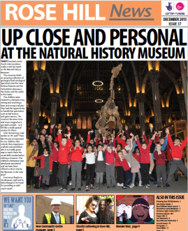 Rose Hill News Issue 37