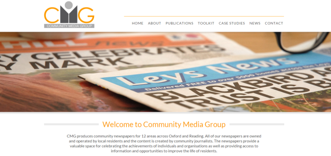 community media group