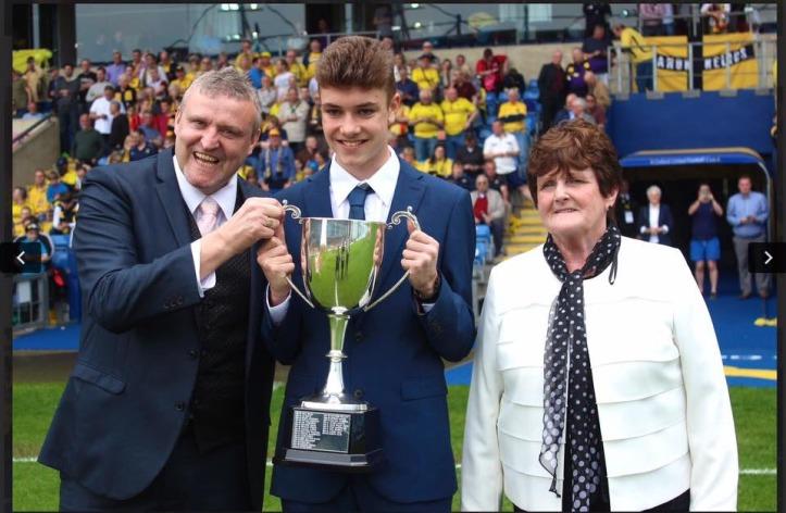 Harley Giles Kevin Durham Memorial Trophy