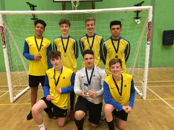 TOA Under 16 Futsal