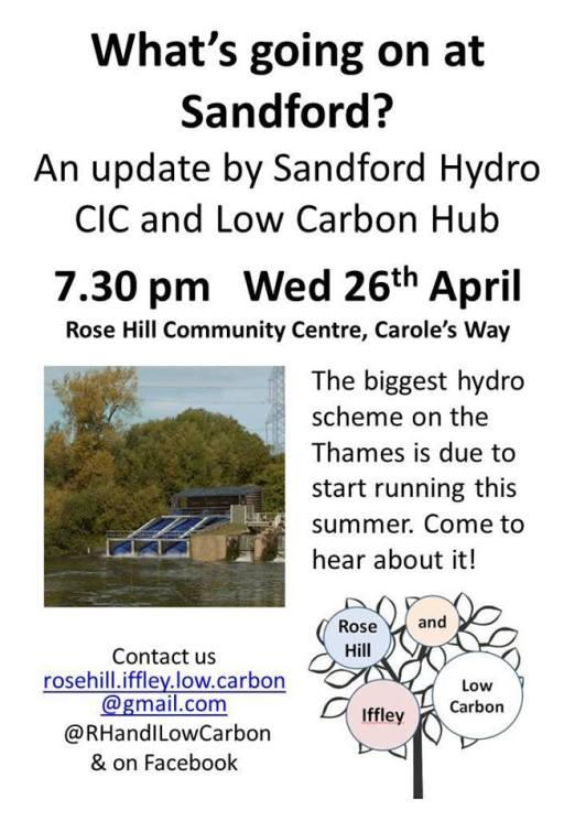 sandford hydro